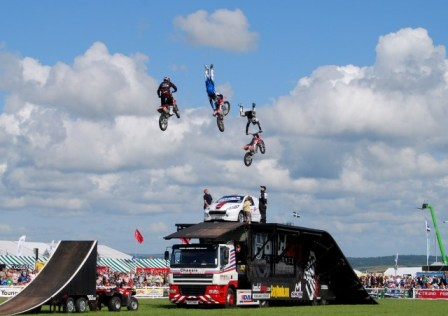Bolddog FMX Arena Display
