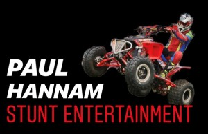 Paul Hannam - Logo